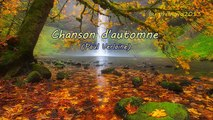 Danny Wright - October & P. Verlaine - Chanson d' Automne. by MusicaGradevole