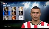 PES 2016- Adam Maher (PSV & Netherlands NT) face|אדם מאהר (פ.ס.וו איינדהובן והולנד)