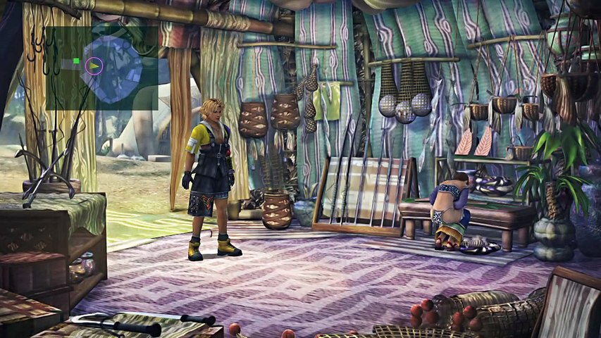 FINAL FANTASY X/X-2 HD Remaster- Valefor second overdrive