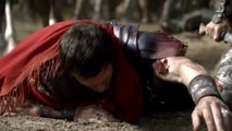 Crassus Retreats From the Battlefield - Spartacus 3x10 Victory - Full HD