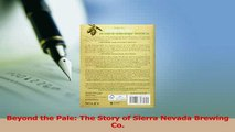 Read  Beyond the Pale The Story of Sierra Nevada Brewing Co Ebook Free