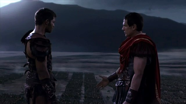 Spartacus: When We Again Meet, I Will Kill You - Spartacus 3x10 Victory - Full HD