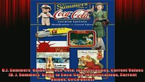 Free PDF Downlaod  BJ Summers Guide to CocaCola Identifications Current Values B J Summers Guide to READ ONLINE
