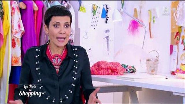 Cristina Cordula juge sévèrement un candidat des Rois du shopping