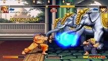 Super Street Fighter II Turbo HD Remix - XBLA - Razgriz Straits (Ken) VS. Caucajun (Ryu)