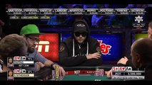 Stephensen floats Pappas on WSOP 2014 Main Event Final Table