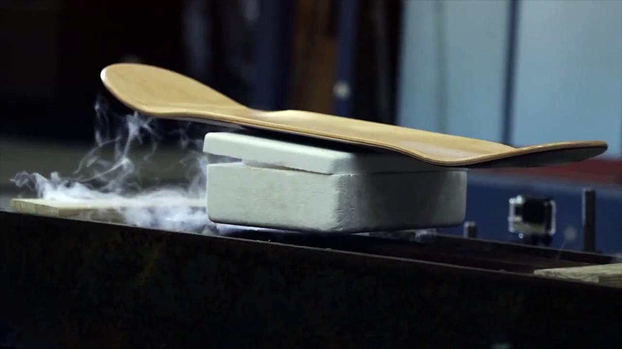 Lexus España | La evolución del Lexus Hoverboard