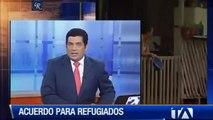 Acuerdo en favor de los refugiados en Ecuador, Banco del Pichincha