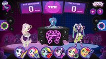 Equestria Girls Battle of the Bands Online Game 2015