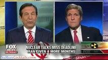 John Kerry Caught on Fox News Hot Mic Criticizing Israeli Strike