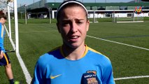 FCB Femení: Xavi Llorens i Bárbara Latorre, prèvia FC Barcelona-Albacete