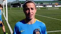 FCB Femenino: Xavi Llorens y Bárbara Latorre, previa FC Barcelona-Albacete