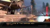 The Orange Box (Half Life 2) Gameplay Video for Microsoft Xbox 360