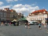 Praga in panorama - Prague Folklore Days - by Gagliardi Paolo