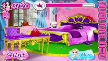 Disney Princess Perfect Day - Princess Elsa Anna Ariel Rapunzel Dress Up Game