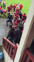 Rugby : bagarre entre les espoirs du Biarritz Olympique et de Béziers