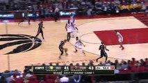 Raptors on the Run - Pacers vs Raptors - Game 1 - April 16, 2016 - NBA Playoffs 2016