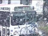 Houston Texas Snow - Snowing in Houston December 4, 2009