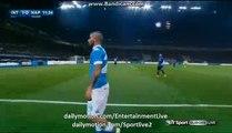 Inter TIKA TAKA PASS - Inter 1-0 Napoli Serie A