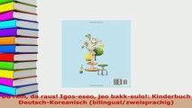 PDF  Da rein da raus Igoseseo jeo bakkeulo Kinderbuch DeutschKoreanisch Read Online