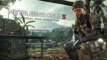 Metal Gear Solid V: The Phantom Pain TGS 2015 Metal Gear Online Gameplay (PS4)