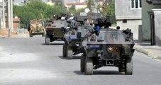 Şırnak'ta Zırhlı Polis Aracına Roketli Saldırı! 1 Polis Şehit Oldu