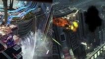 PS4 Killzone 4 vs PS3 Killzone 2 Tech Demo (PS4 vs PS3 Comparisons)