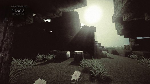 Minecraft OST: Piano 3 [Remastered] - video dailymotion