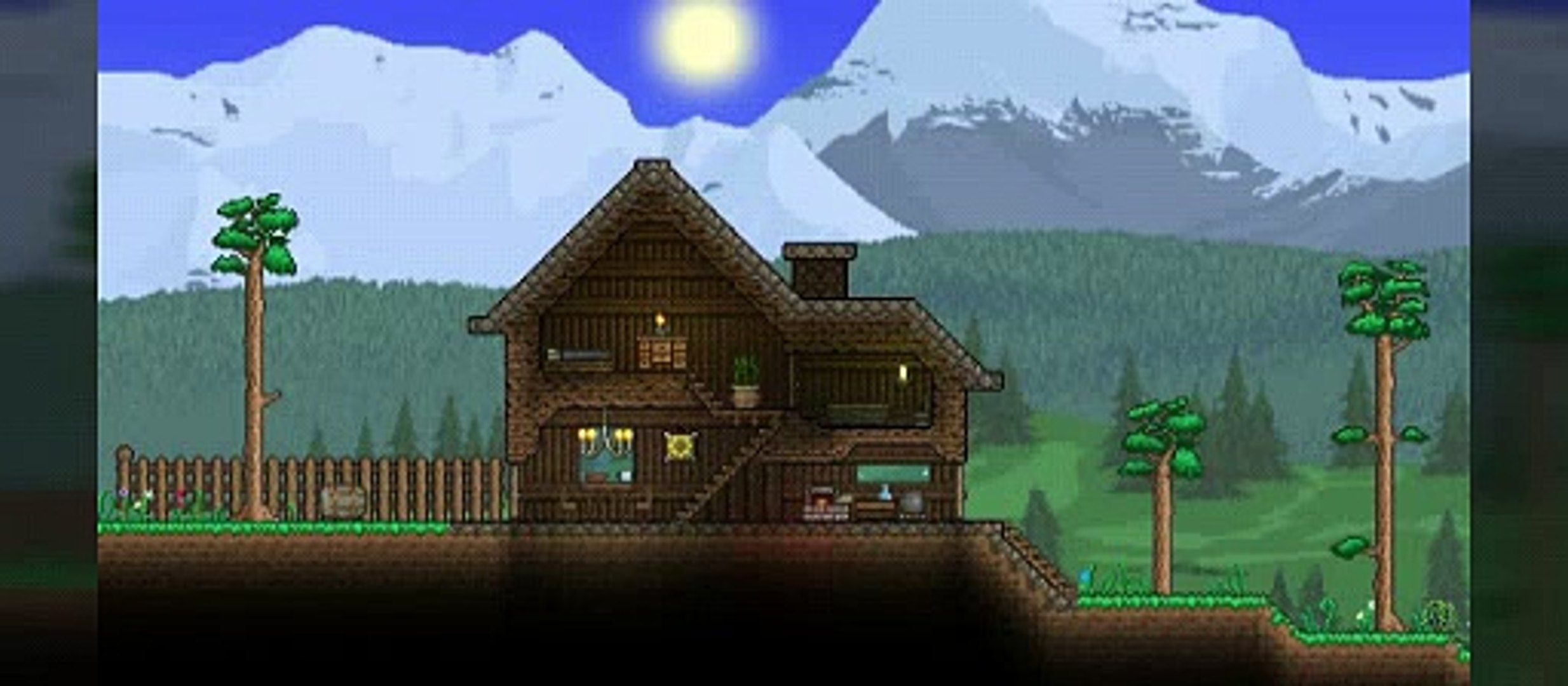Top 10 Terraria Houses