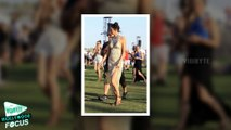 Kendall Jenner and Kylie Jenner Fashion at Coachella 2016