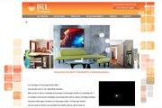 Accueil site IRL France, spécialiste du chauffage infrarouge lointain ou long