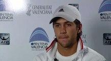 INTERVIEW 06/11/09 - Fernando Verdasco à Valence