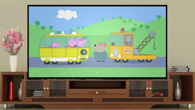 TimeForKidsTV | Peppa Pig - The Campervan (clip)
