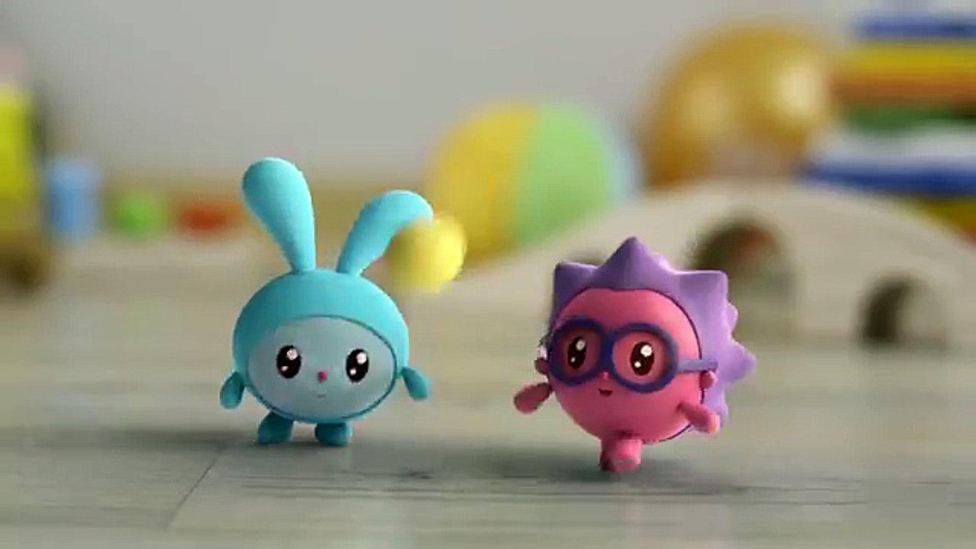 Малышарики - Футбол (18 серия) Развивающий мультик для малышей от 0 до 4 лет