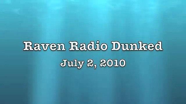 Raven Radio Dunked