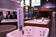 Hot Spring Vanguard & ACE Salt Water System at the Portland Spring Home & Garden Show