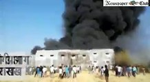 Fire On Incense Factory, Politics, Congressman, Govind Goyal, factory fires, a major accident