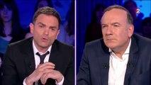 """ONPC - Invité politique, Pierre Gattaz (MEDEF) : Pour la promotion de son livre """"La France de tous les possibles"""" Salamé/Moix"""