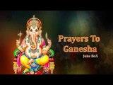 Prayers To Ganesha | Ganpati Jukebox | Popular Ganesh Songs And Bhajans