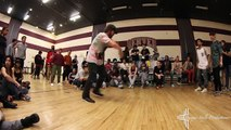 Amanda & Heat Rock Vs. Briesk & KO (Top 16 Open-Styles)(Queenz of Hip-Hop 7th Annual Jam)