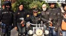 First Lady Biker Veenu Paliwal Died In Accident With Harley Davidson In Mp, veenu paliwal