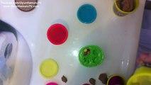 Play Doh Oyun Hamuru Şekilleri ile Pasta, Dondurma, Mısır ve Domates Yapımı