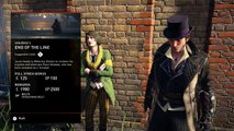 Assassins Creed Syndicate Walkthrough 100% Sync - Sequence 5 End Of The Line