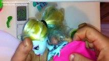 Play Doh Monster High Dresses Up Design ❤ Lagoona Blue Doll #3 [Oyun Hamuru Elbise Tasarımı]