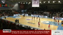 Basket : ESBVA - Bourges, Finale Aller Coupe Europe (Partie1)