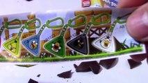 Angry Birds Sürpriz Yumurta Oyuncak Açma Kızgın Kuşlar Oyuncakları Nestle Toto Yumurtalar
