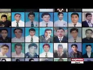 16 December Army Public School Peshawar New Songs Pakistan Army ISPR