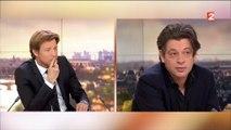 """Benjamin Biolay apporte son soutien au mouvement """"Nuit Debout"""" mais continue de supporter François Hollande"""