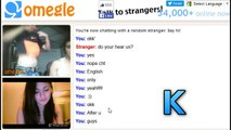 2 Guys Get Mad For a Girl On Omegle PRANK