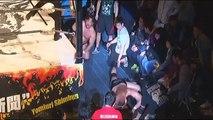 03.27.2016 Daisuke Sekimoto vs. Hideyoshi Kamitani (BJW)